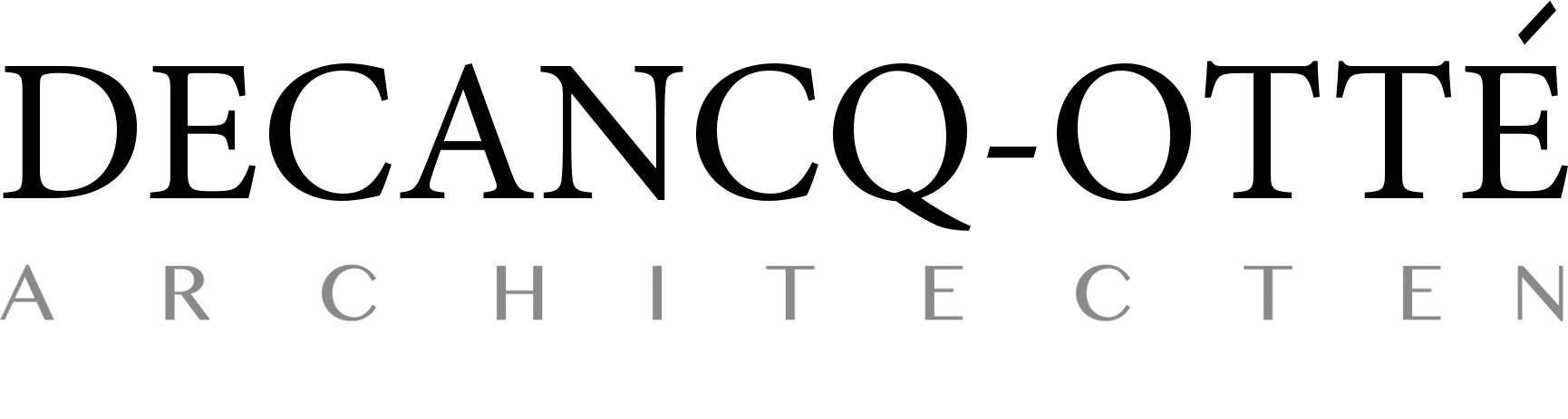 Logo Decancq-Otté Architecten